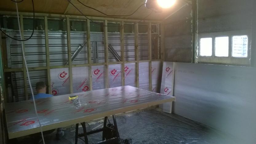 Garage Insulation28 Overhead Door Thermacore